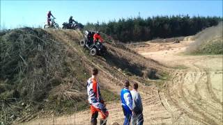 On Off Wheelers bei Dynamite Tours 01 04 2017