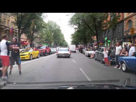 Stockholm Cruising 2014 part 1