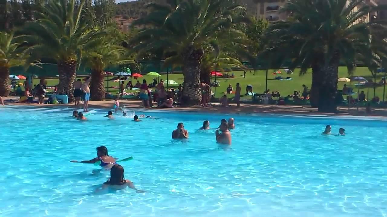 2 tontos muy tontos en la piscina las fuentezuelas de ja n