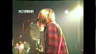 Nirvana POLLY live in France 1989