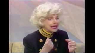 Carol Channing on Wogan