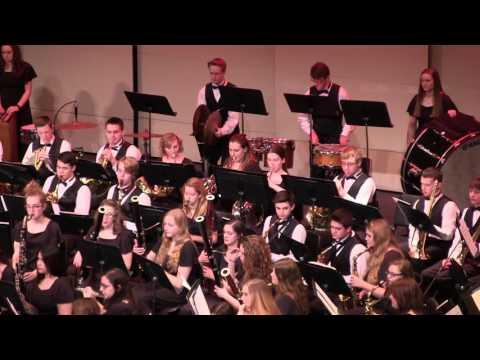Western Symphonic Band  A Little Tango Music 1272016