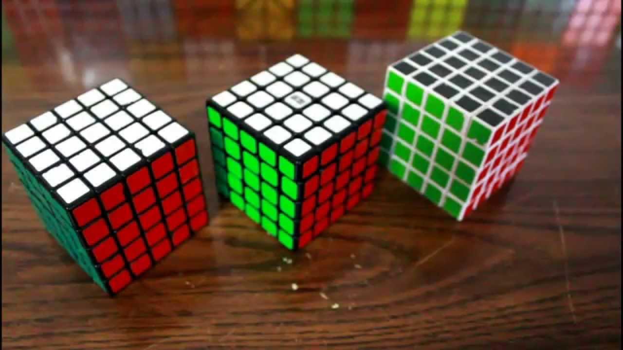moyu aochuang vs shengshou 5x5 v cube 5 youtube. Black Bedroom Furniture Sets. Home Design Ideas