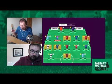 Mark's Gameweek 3 FPL Wildcard Team