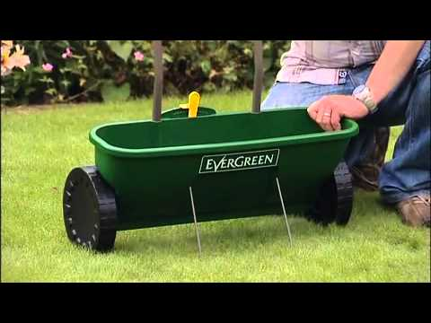 How To Use Evergreen Easy Spreader Plus Youtube