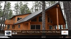 New 3 Bedroom Cabin for sale in Forest Lakes, AZ 3377 Summer Loop