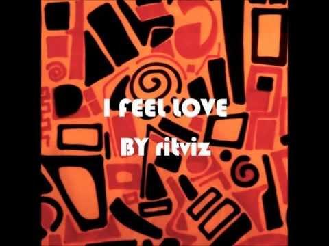 Ritviz - I Feel Love (Audio)