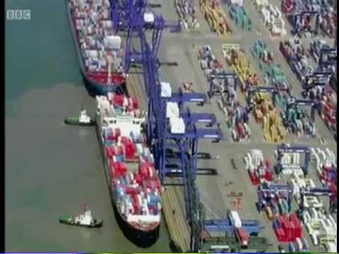 BBC Click no GPS radio eLoran instead. Filmed at the Port of Felixstowe