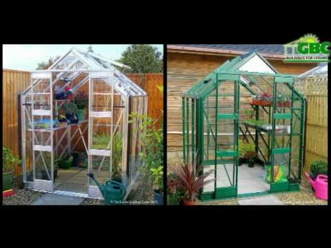 Harlech Greenhouse Package Deal - HD