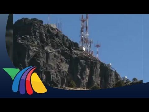 Cofre de Perote se parece a Marte | Noticias de Veracruz