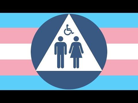 The Transgender Fight For Safe Bathrooms