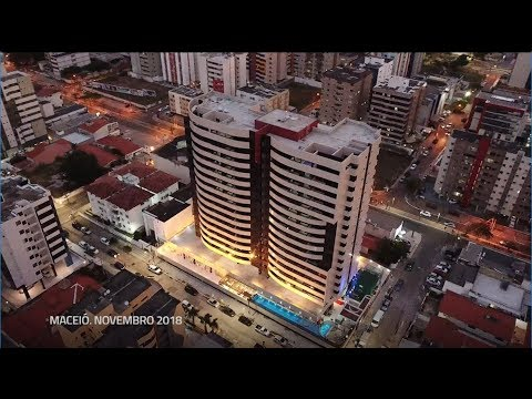 Entrega do Edifício Syrah, o mais alto do Stella Maris - Maceió/AL