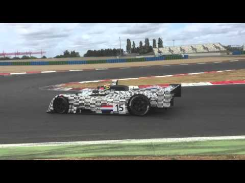 Dome S101 - Magny Cours