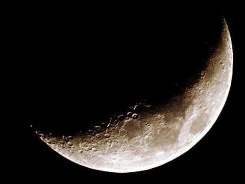 Luna - Como diferenciar Menguante de Creciente - Fases de la Luna ...