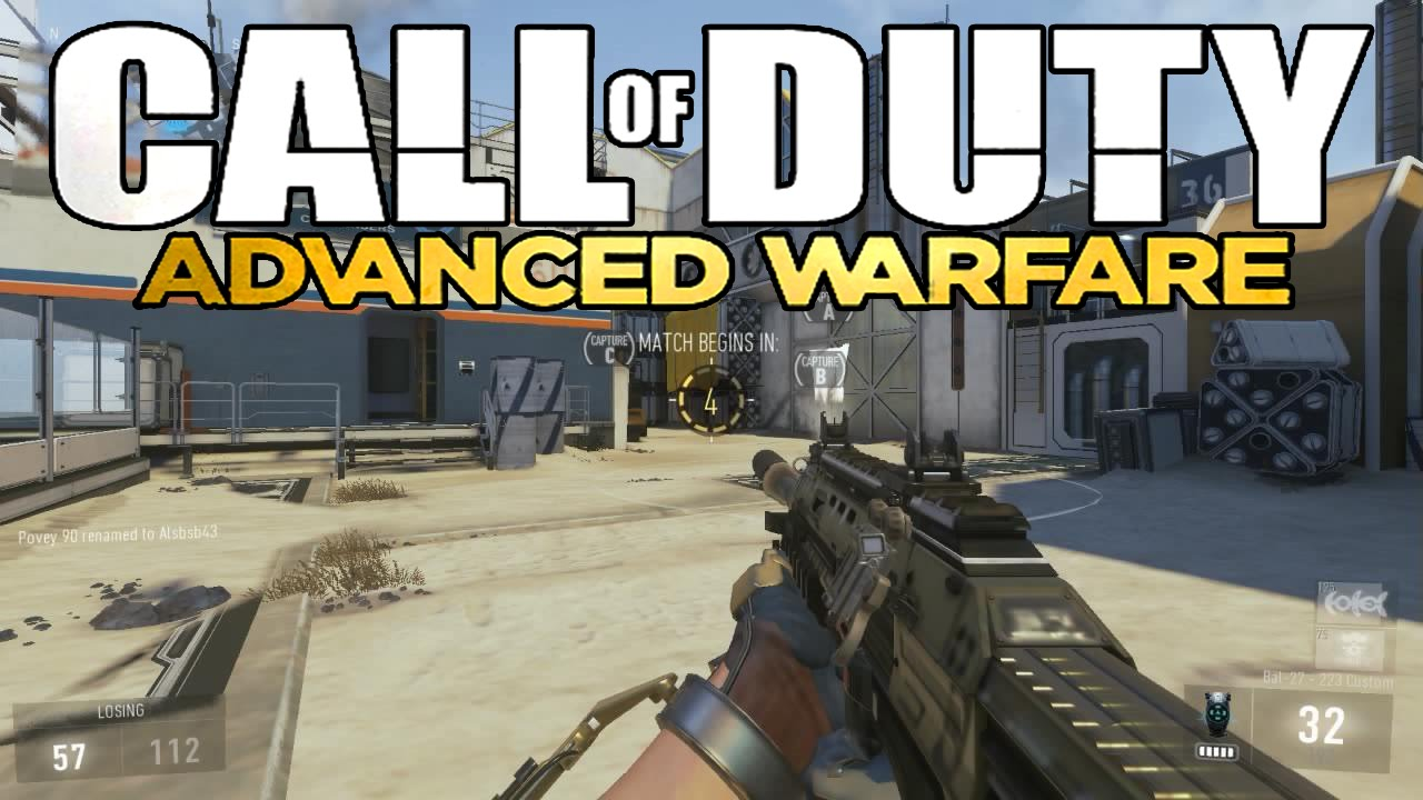 Advanced warfare skill based matchmaking gone