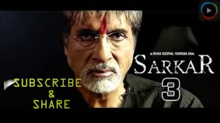 Sarkar 3 Movie Trailer 2017||Amitabh Bachhan||Ram Gopal Verma Films