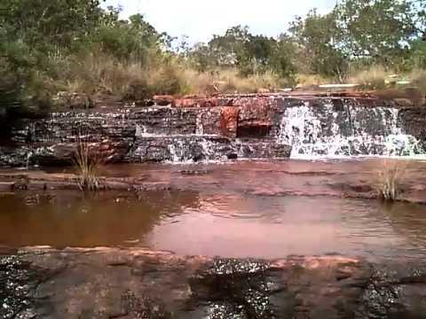 Pequena Cachoeira - Chapada Diamantina Piatã Bahia!