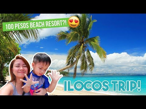 ILOCOS NORTE DAY 1! Pagudpud, Patapat Viaduct, Blue Lagoon, Laoag