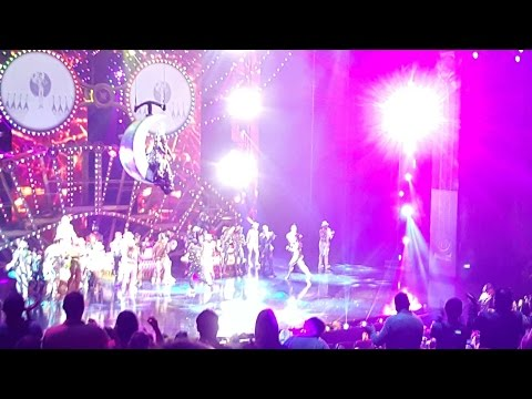 Las Vegas Shows: Michael Jackson ONE