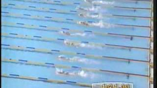 OG 1992 Barcelona Final 4x200 Freestyle