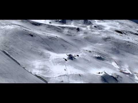 Volando por las pistas de Sierra Nevada (febrero 2015)