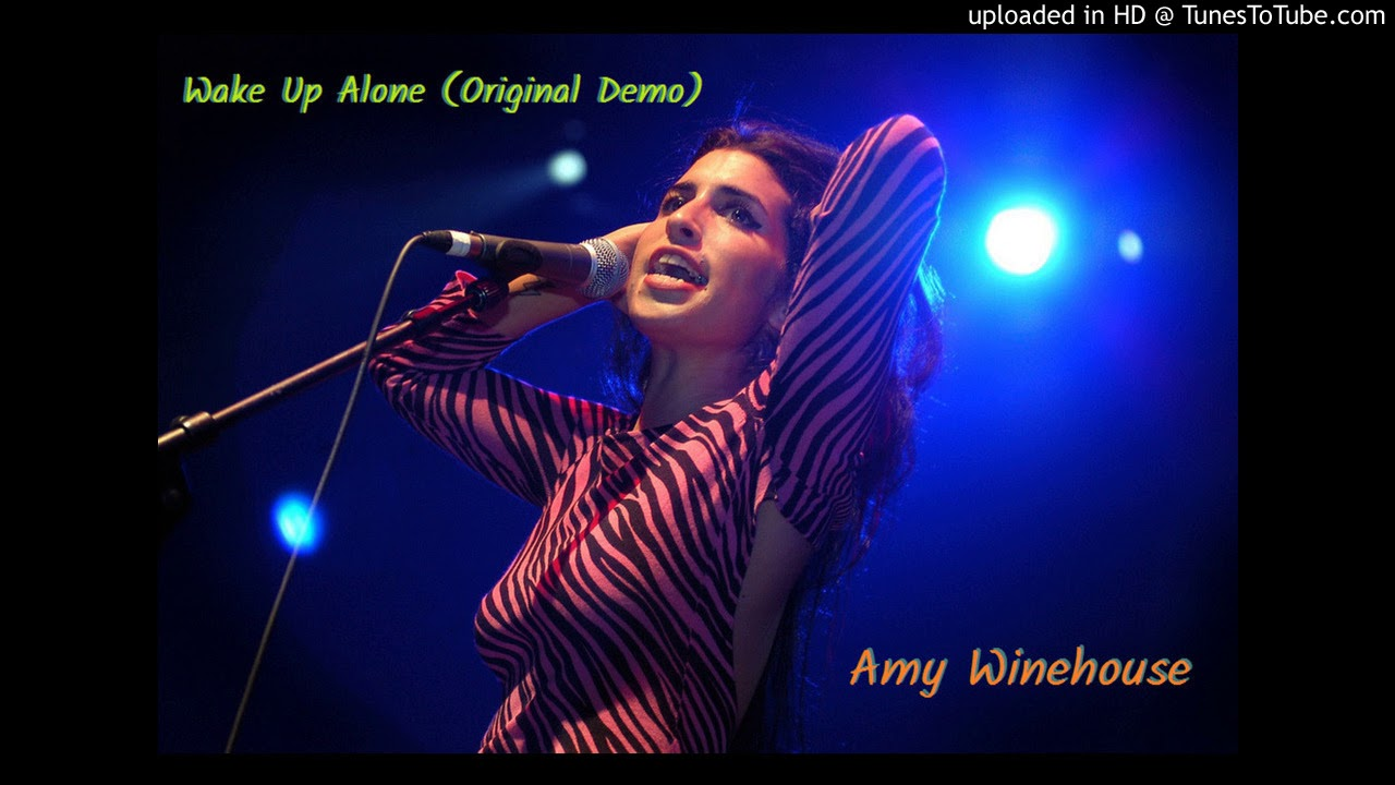 Amy winehouse wake up alone official video