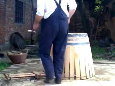Savijanje bureta - kacarobacvar