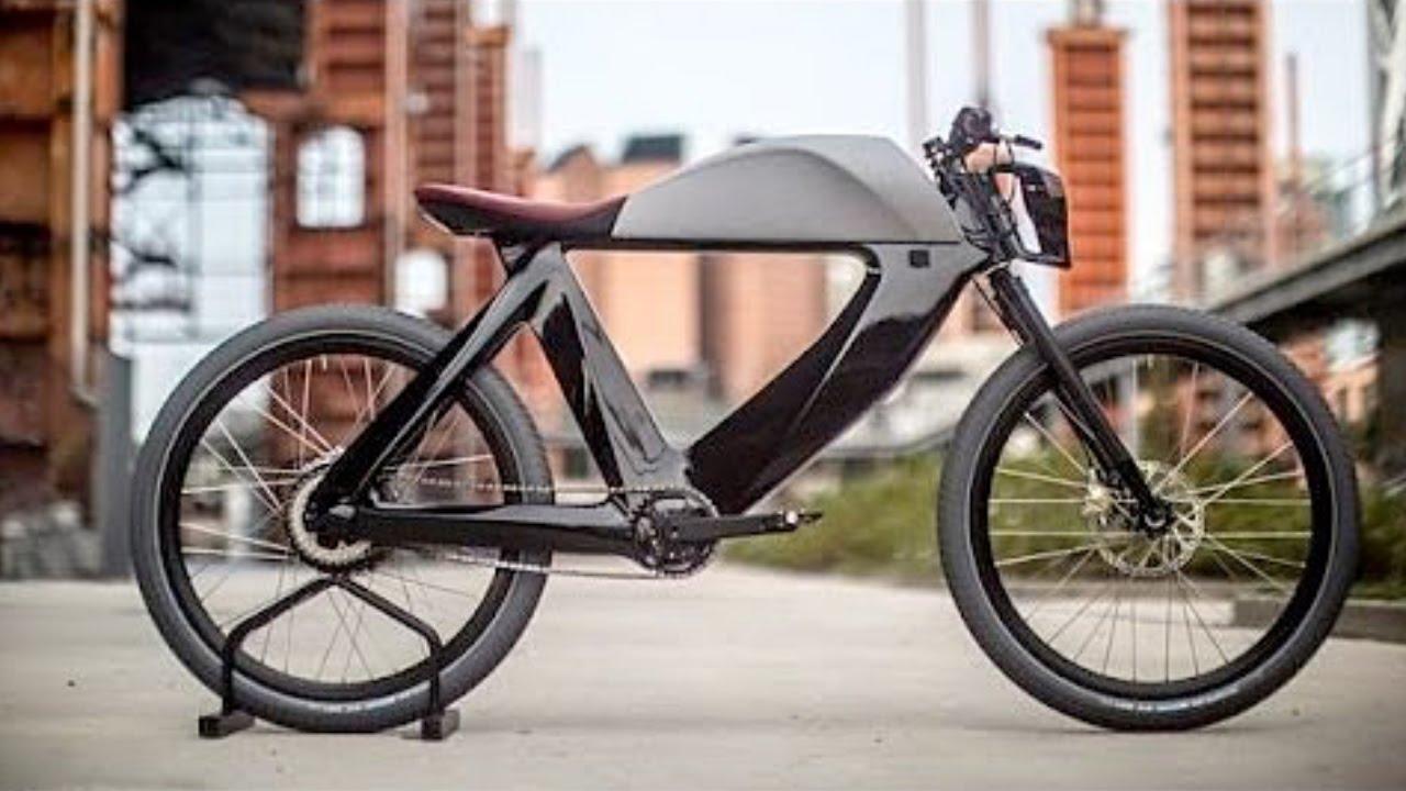 10 Loca Bicicletas y Bicicletas Gadgets
