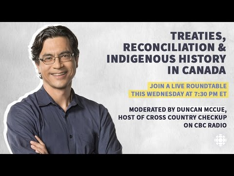 Treaties, reconciliation and Indigenous history in Canada