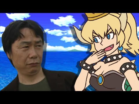 Miyamoto Reacts To Bowsette