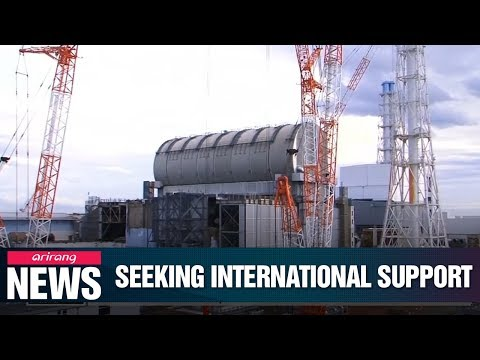 S. Korea seeks international cooperation to deal with radioactive water from Fukushima