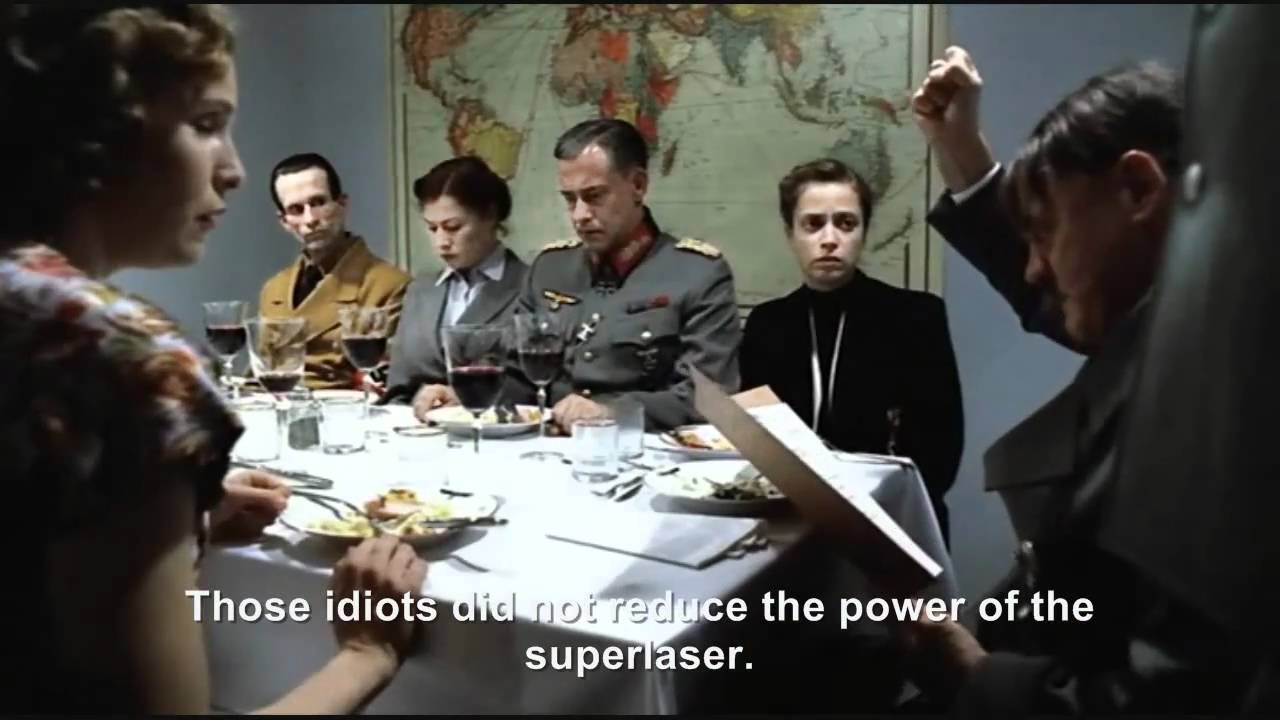 Hitler Rants Parodies