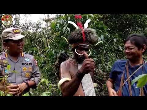 Petani Kopi Wamena Sambut Baik Peran Binmas Noken Polri