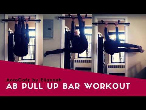 Ab Pull-Up Bar Workout
