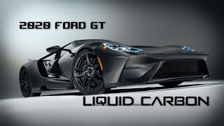 homepage tile video photo for More Powerful 2020 Ford GT Liquid Carbon Edition Revealed - Inside Lane