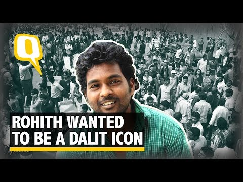 Rohith Vemula's Family & Friends Remember the Bright Young Scholar | The Quint