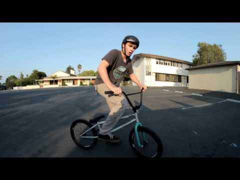 How to 180 BMX for beginners