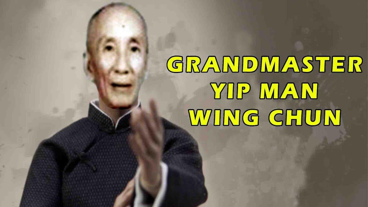 Wu Tang Collection - Wing Chun Grandmaster Yip Man