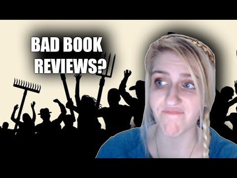 Should You Write Bad Book Reviews?