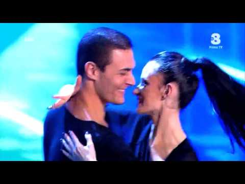 ღ Sexy Bachata Dance ~ Italia's Got Talent