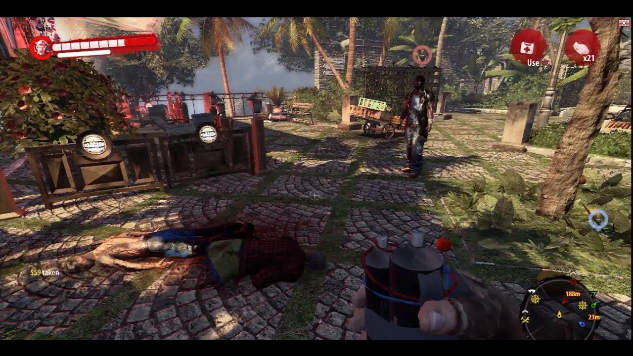Dead Island Riptide Game Rating