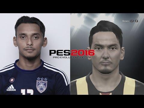 PES 2016 Amri Yahyah (JDT)