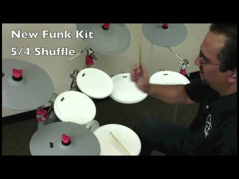 KAT Percussion - KT3 Digital Drum Set