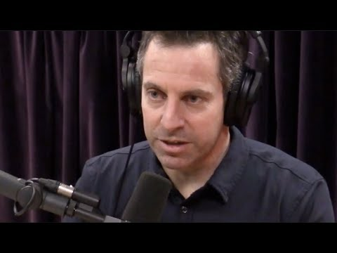Sam Harris - Human Intuition is Pretty Reliable | Joe Rogan