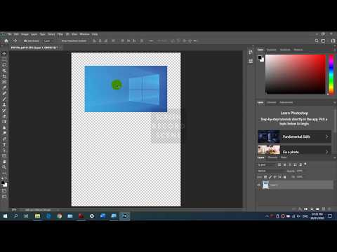 How To Edit PDF File By Using Adobe Photoshop CC 2020