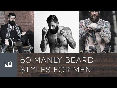 60 Manly Beards For Men