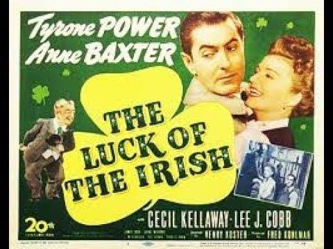 The Luck Of The Irish 1948 Full Movie