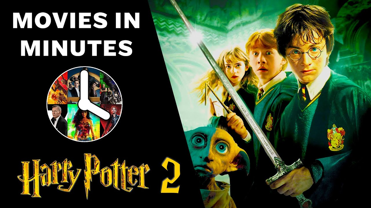 Download [#2] Harry Potter and the Chamber of Secrets in 4 Minutes (Movie Recap)