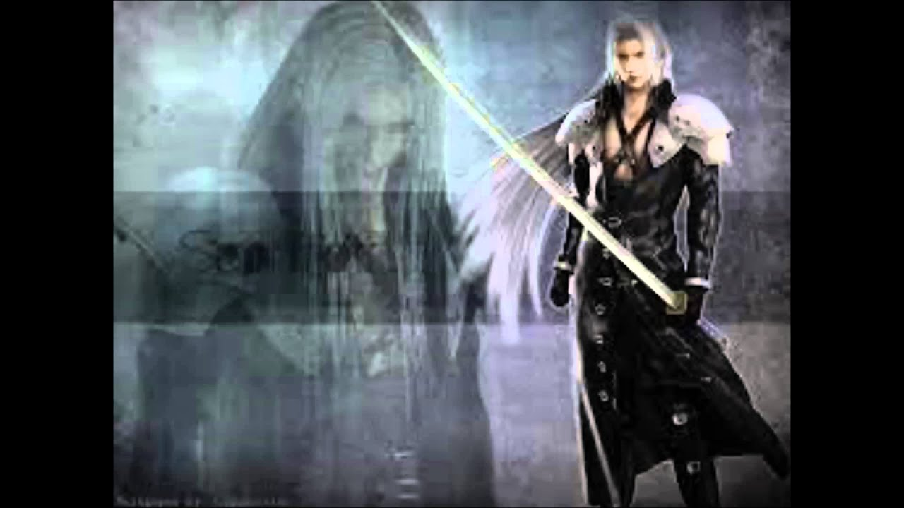Sephiroth Crisis Core Wallpaper