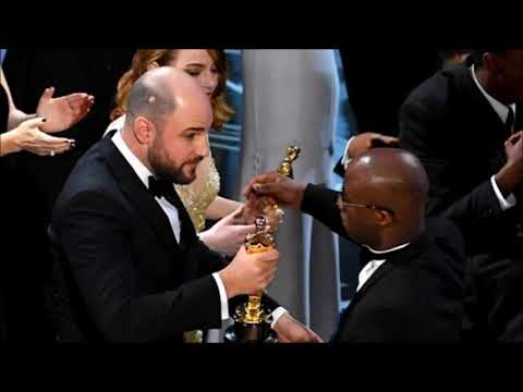 Best Picture Oscar 'Switched At Last Minute' To 'Avoid Race War'